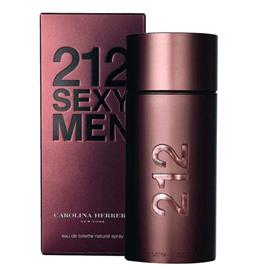 Carolina Herrera 212 Sexy Men EDT miehelle 100 ml