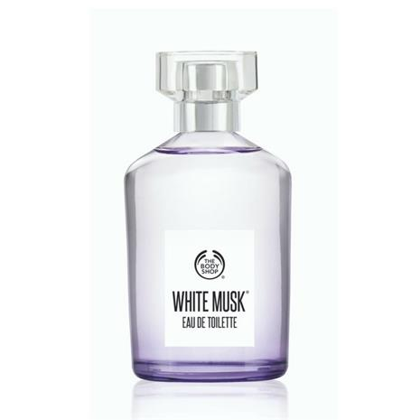 The Body Shop White Musk EDT naiselle 100 ml
