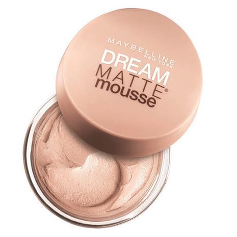 Maybelline Dream Matte Mousse SPF15 meikkituote naiselle 18 ml, 48 Sun Beige