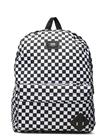 VANS Old Skool Iii Backpack Reppu Laukku Monivärinen/Kuvioitu VANS BLACK/WHITE CHECK