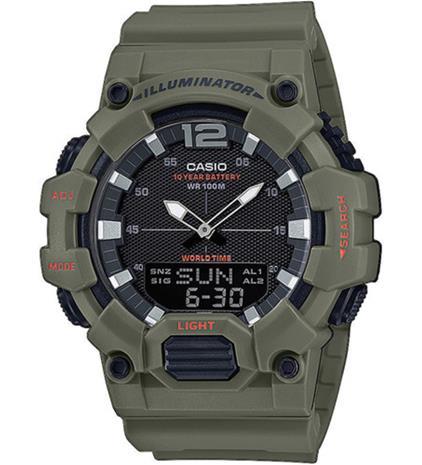 Casio HDC-700-3A2VEF Color addition, rannekello