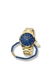 Dyrberg/Kern Tf Genuine 1g9 + Zenith Sg Blue SHINY GOLD/BLUE