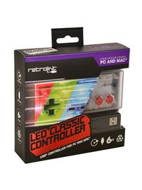 Retro-Link NES USB Controller, PC -ohjain