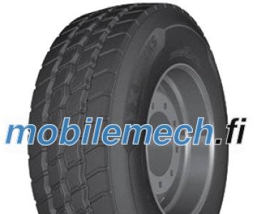 Michelin Remix X Works T ( 385/65 R22.5 160K pinnoitettu ) Kuorma-auton renkaat