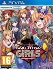 Tokyo Tattoo Girls, PS Vita -peli