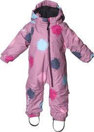 Isbjörn Toddler Haalari, Dusty Pink Globe 86