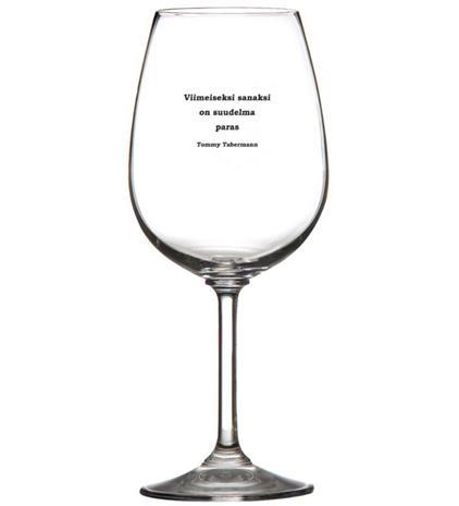 MUURLA - Cupido viinilasi