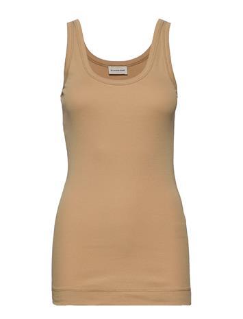 By Malene Birger Newdawn T-shirts & Tops Sleeveless Valkoinen By Malene Birger NIGHT SKY