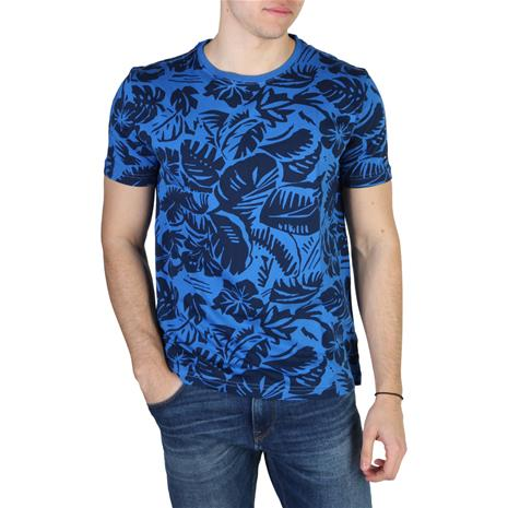 Tommy Hilfiger miesten T-paita, sininen XL