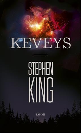 Keveys (Stephen King Ilkka Rekiaro (käänt.)), kirja
