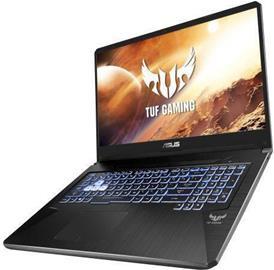 """Asus TUF Gaming FX705DT-AU095T (Ryzen 5 3550H, 16 GB, 512 GB SSD, 17,3"""", Win 10), kannettava tietokone"""