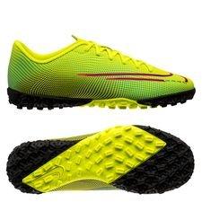 Nike Mercurial Vapor 13 Academy TF Dream Speed 2 - Keltainen/Musta/Vihreä Lapset