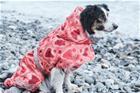 Hurtta Extreme warmer -lämpötakki koiralle, 35, koralli camo