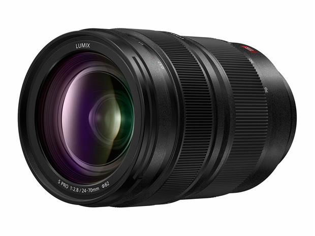 Panasonic Lumix S Pro 24-70mm F2.8 (S-E2470), objektiivi