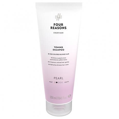 Four Reasons Color Mask Toning Shampoo Rose Gold (250ml)