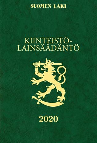 Kiinteistölainsäädäntö 2020 (Keijo Kaivanto (toim.)), kirja