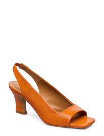 Billi Bi Sandals 4636 Sandaalit Musta Billi Bi BLACK LIZARD 300