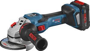 Bosch GWS 18V-15 SC Professional (06019H6101) 18V L-BOXX, akkukulmahiomakone (ilman akkua ja laturia)