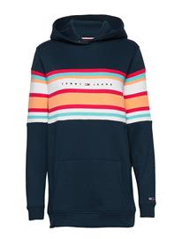 Tommy Jeans Tjw Relaxed Hoodie Huppari Valkoinen Tommy Jeans WHITE