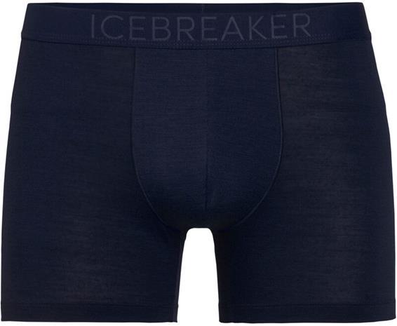 Icebreaker Anatomica Cool-Lite Boxers Men, midnight navy