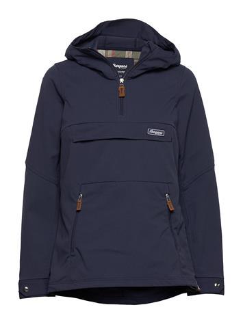 Bergans Nordmarka W Anorak Outerwear Jackets Anoraks Sininen Bergans NAVY