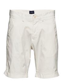 Gant D2. Regular Sunfaded Shorts Shorts Casual Gant EGGSHELL