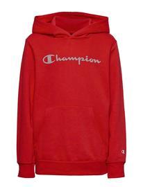 Champion Hooded Sweatshirt Huppari Punainen Champion HIGH RISK RED