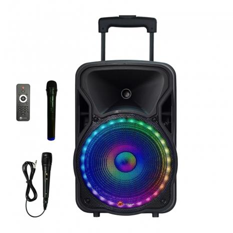 Karaoke musiikijärjestelmä N-Gear Portable Speaker The Flash 1205 3