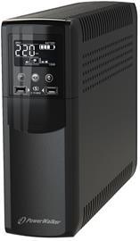 PowerWalker VI 1000 CSW (10121112) 1000VA Type F, UPS-laite