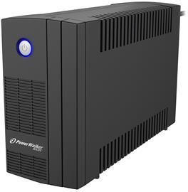 PowerWalker Basic VI 650 SB (10121066) 650VA Type F, UPS-laite