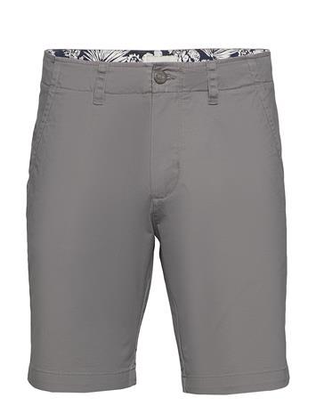 Bruun & Stengade Bs Even Tailored Shorts Chinos Shorts Musta Bruun & Stengade BLACK