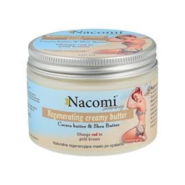 Nacomi Regenerating Creamy Butter naiselle 150 ml