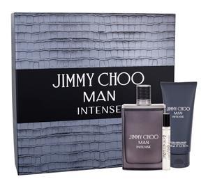 Jimmy Choo Jimmy Choo Man Intense lahjapakkaus miehelle EDT 100 ml