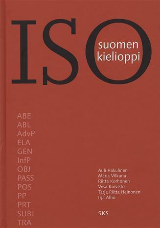 Iso suomen kielioppi 4.p. (Auli et al Hakulinen), kirja