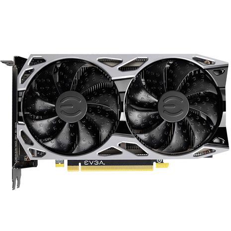 EVGA GeForce GTX 1660 Ti SC ULTRA GAMING (06G-P4-1667-KR) 6 GB, PCI-E, näytönohjain