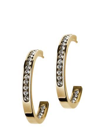 Edblad Andorra Earrings Small Gold Kulta