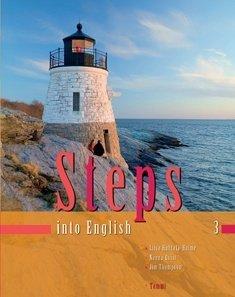 Steps into English 3, kirja