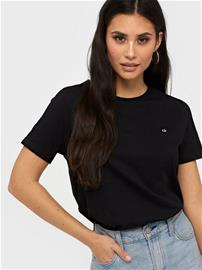 Calvin Klein Small Logo Embroidered Tee C-Nk