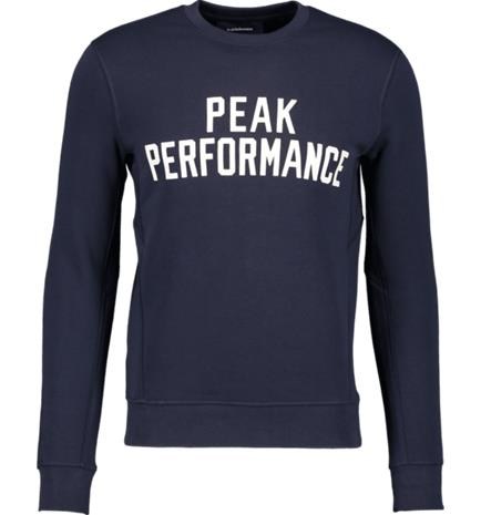 Peak Performance M BASE CREW BLUE SHADOW