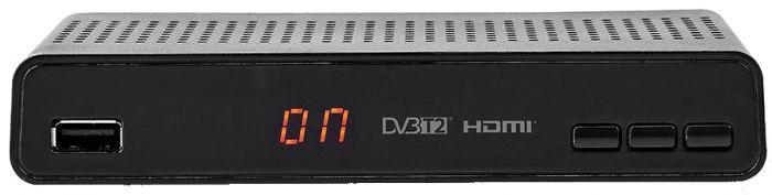 Nedis DVBT2265BK DVB-T2, digiboksi