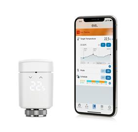 Elgato Eve Thermo Connected Radiator Valve for Apple HomeKit