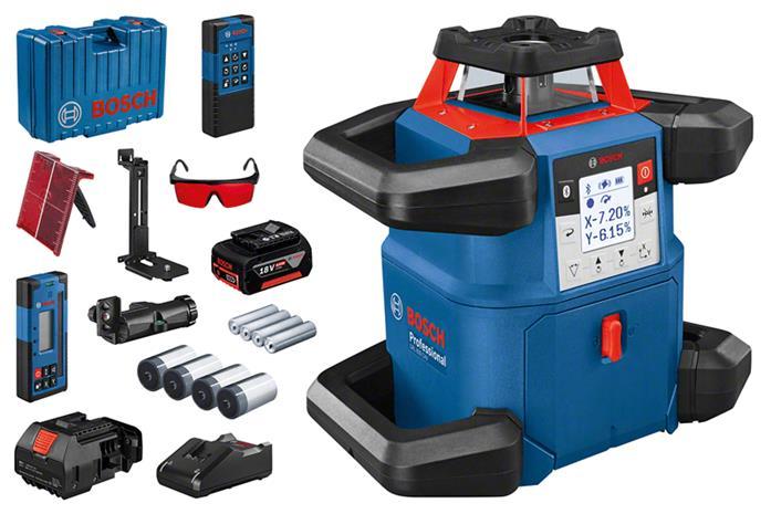 Bosch GRL 600 CHV Professional (0601061F00), pyörivä laser