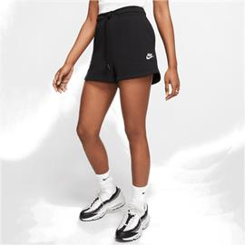 Nike W NSW ESSNTL SHORT FT BLACK