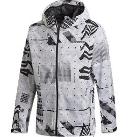 Adidas M CAMO RAIN J WHITE