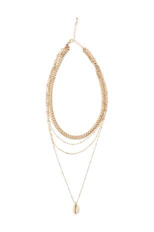 Vero Moda Vmmaple Shell Necklace