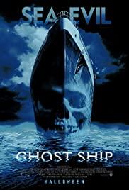 Ghost Ship (2002, Blu-Ray), elokuva