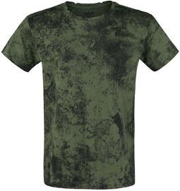 Black Premium by EMP - Rebel Soul - T-paita - Miehet - Vihreä