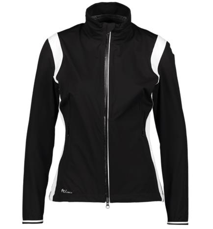 Cross Sportswear W HURRICANE JKT BLACK
