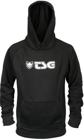 TSG Classic Hooded Sweatshirt, black
