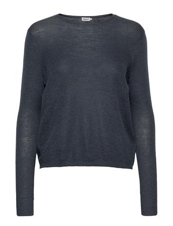 Filippa K Ines Mohair Sweater Neulepaita Sininen Filippa K BLUE GREY
